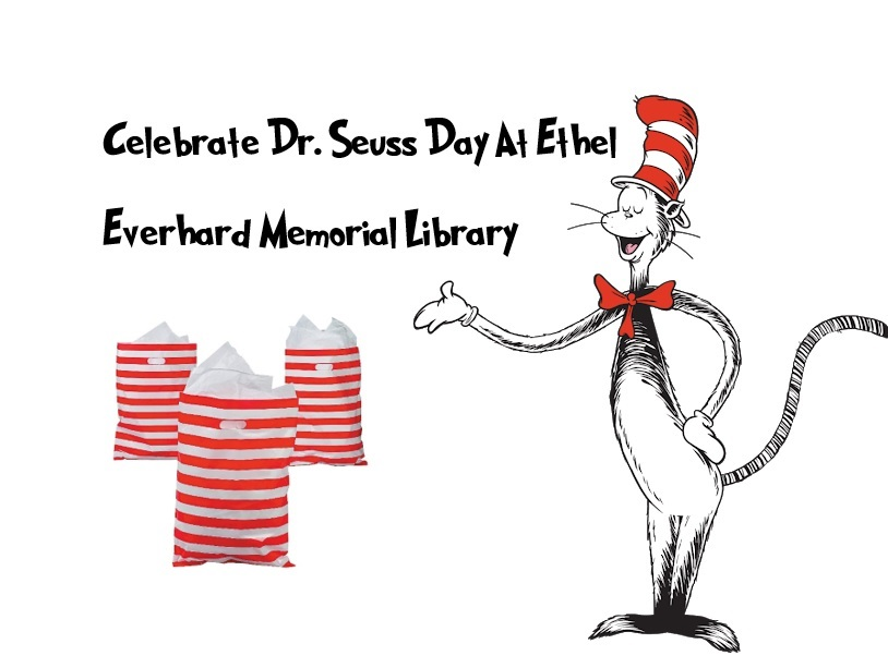 Celebrate Dr. Seuss Day at the Library!