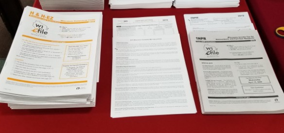 Tax Forms and Instructions
